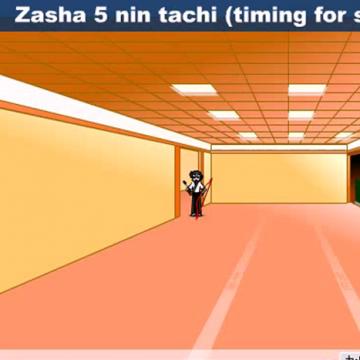 Taihai – tempo egzaminacyjne