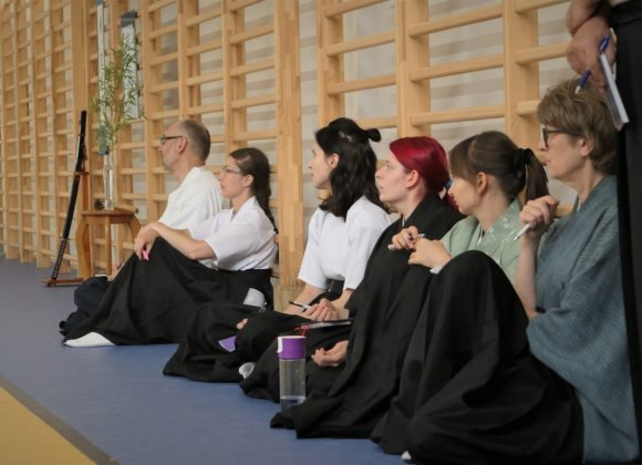 Letnia Szkoła Kyudo '21