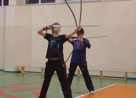 Trening na WSSM 2012