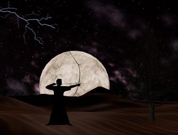 Rozważania o księżycu